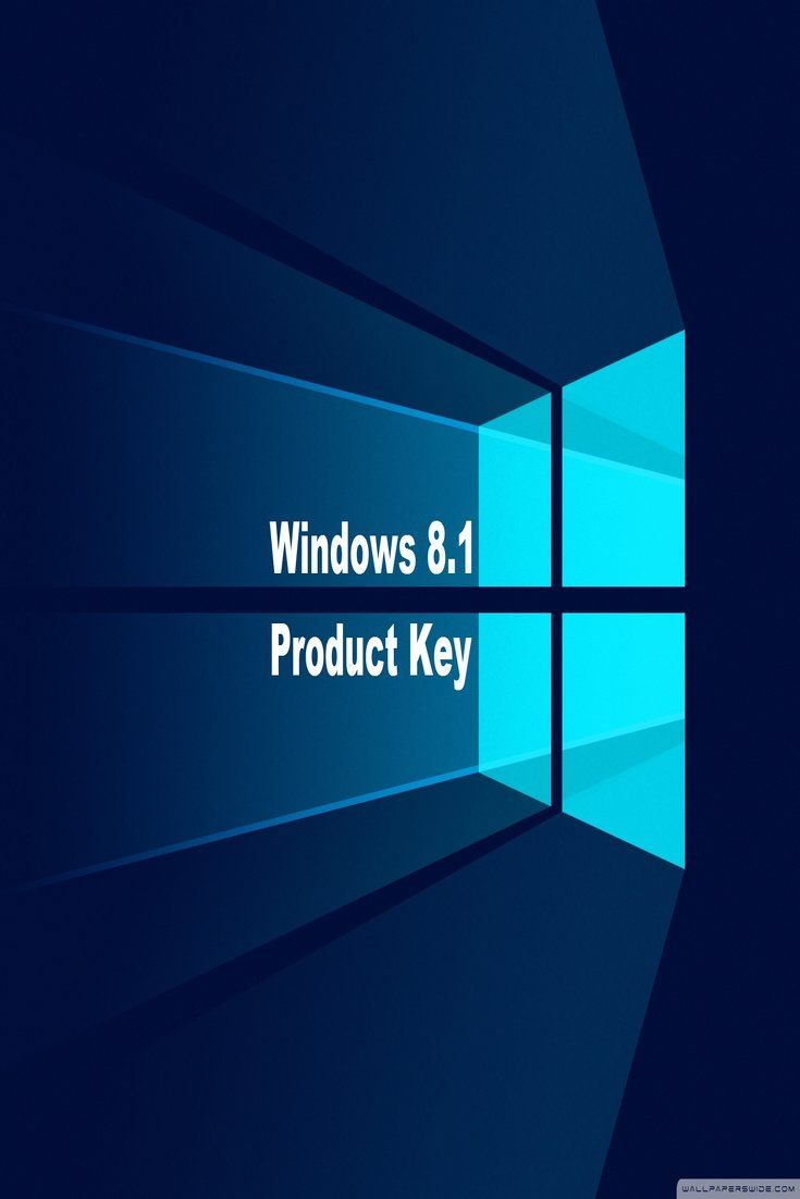 window 8.1 activation key 2018