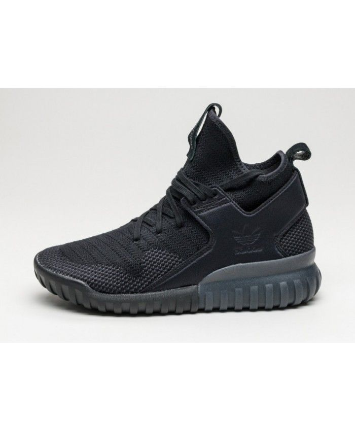 4d5b26cb519d Adidas Tubular X Primeknit Núcleo Negras Oscuro Gris Núcleo Negras S80132  Adidas Sneakers