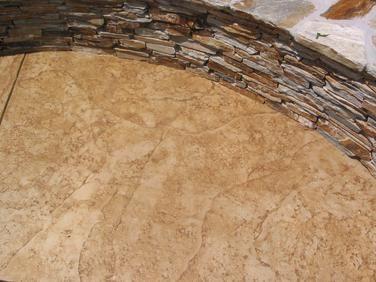 Stamped Concrete Patterns | ... Concrete, DecorCrete Inc. Louisburg, NC Stamped Concrete Patterns