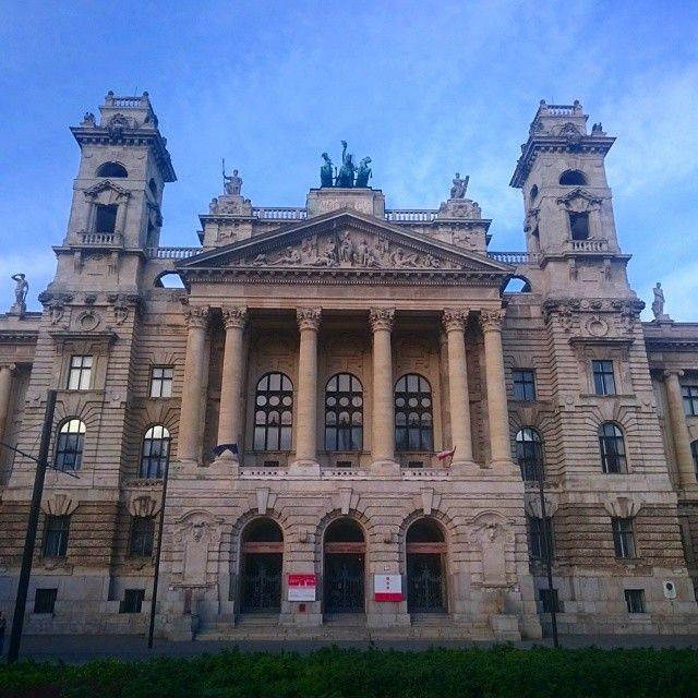 Néprajzi Múzeum in Budapest, Budapest