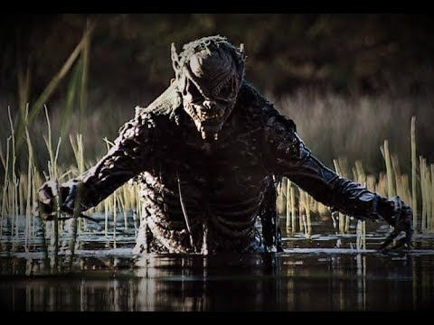 The Creature from the Swamp - Scary Tales A man lets himself into more trouble than bargained for when he rescues a woman from a swamp and she is apparently pursued by a swamp creature.