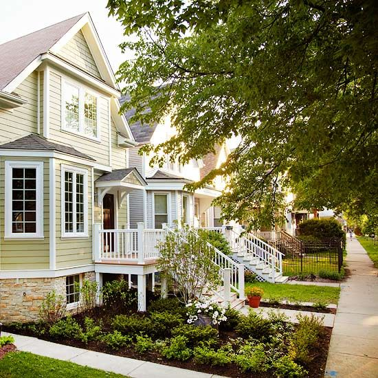 11 ways to add color to your exterior