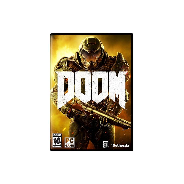 Doom PC Game, Video Games