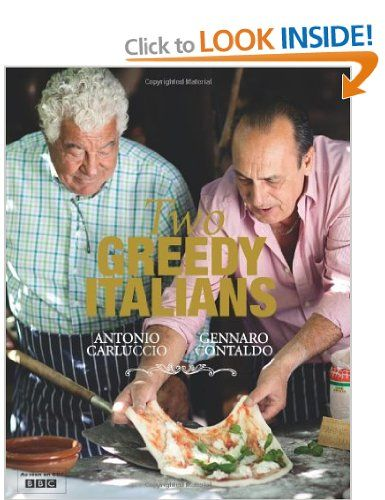 Two Greedy Italians - Book and BBC series
