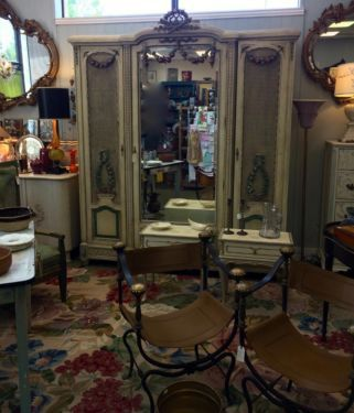French Armoire On Sale Sale Price $1599 Grace Designs Booth #333 City View  Antique Mall