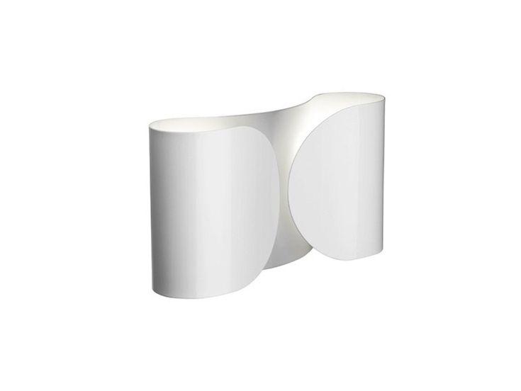 Applique a luce diretta e indiretta FOGLIO Collezione Consumer - Muro Soffitto by FLOS | design Tobia Scarpa