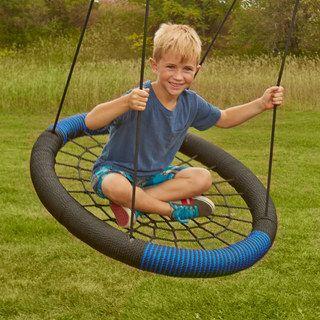 Swing N Slide Monster Web Swing | Overstock.com Shopping   Big Discounts