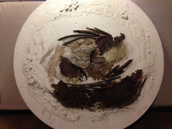 Circle by AzzaGallery on Etsy, €800.00