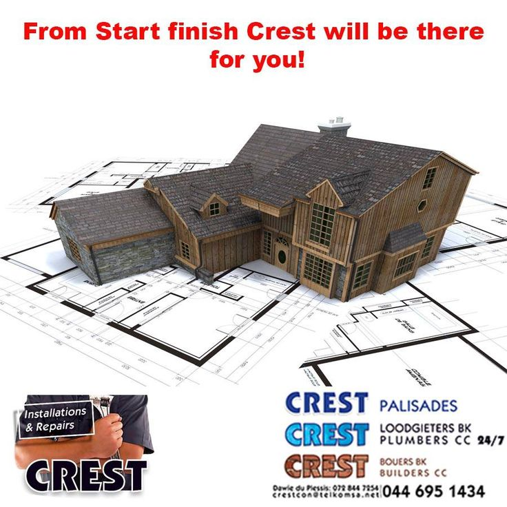 Crest Group has the resources to help you realise your dream home.