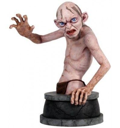 Gentle Giant Buste Le Hobbit Gollum - Figurine Collector