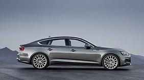 Jede Menge Zukunftstechnologie: Audi A5 Sportback erlaubt sich alles - n-tv.de