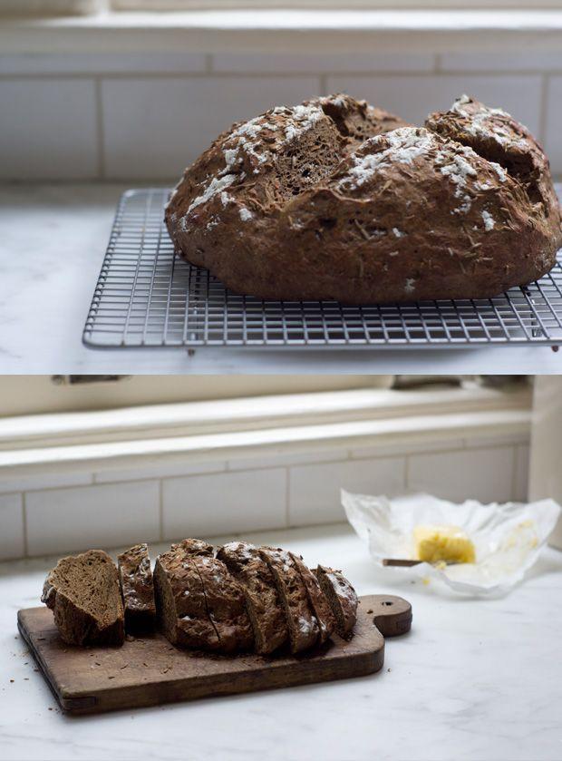 black bread from heidi swanson at 101 cookbooks