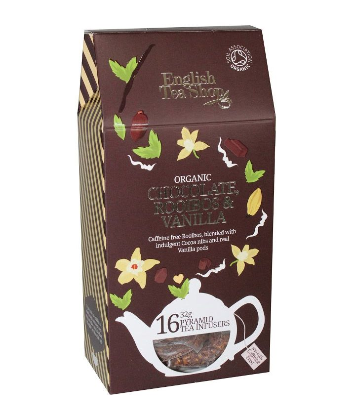 ETS 16 Csokis & vanilias rooibos -bio