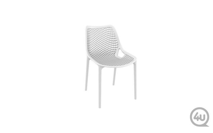 Design Tuinstoel / Eetkamerstoel Flair - Eetkamerstoelen - Zitmeubilair