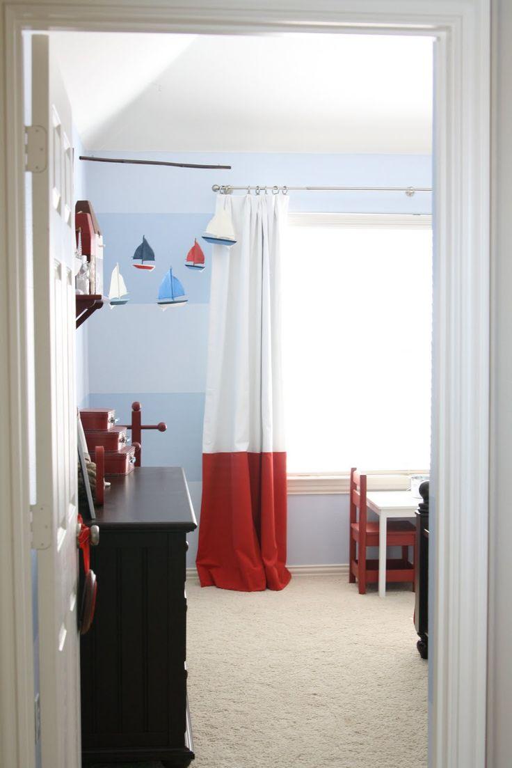 Nautical Bedroom Curtains 17 Best Images About Solarium On Pinterest Colors Ash And Cape Cod