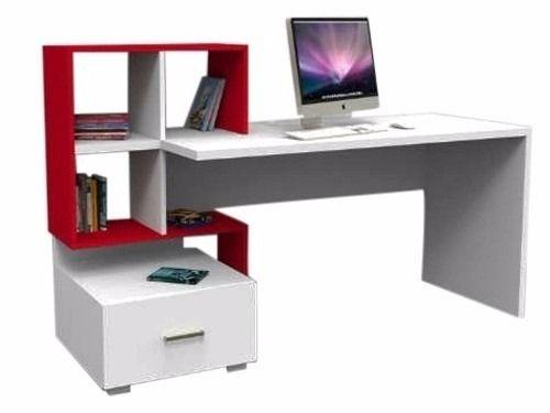 Escritorio cajon biblioteca organizador moderno - Organizador escritorio ...