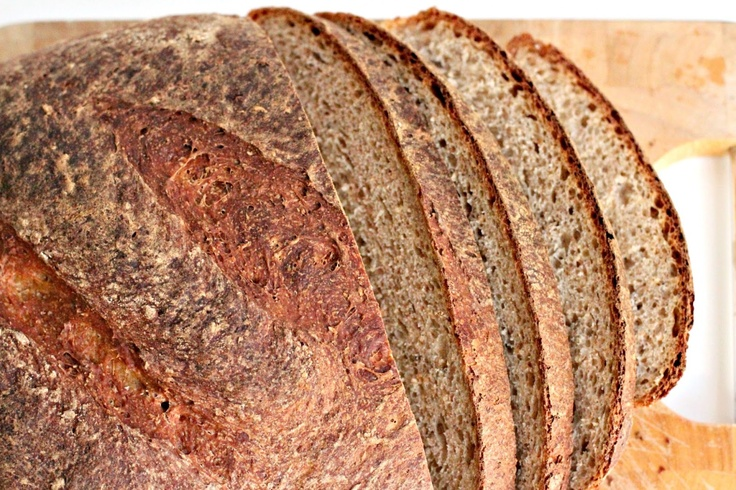 ... about Bread (Rye) on Pinterest | Rye bread, Homemade rye bread and Rye