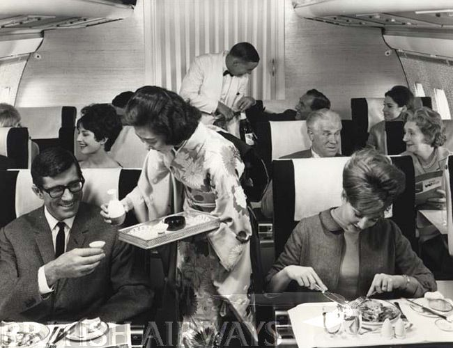 News & Happenings In My World: World Airline History