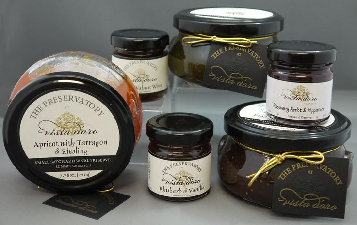 """The MOA Shop: """"Local Artisanal Preserves"""" from The Preservatory at Vista D'oro."""