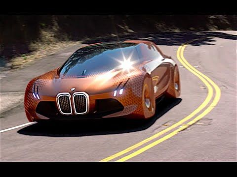 BMW Vision Self Driving Car World Premiere 2016 New BMW Vision Concept Commercial BMW Vision CARJAM - YouTube