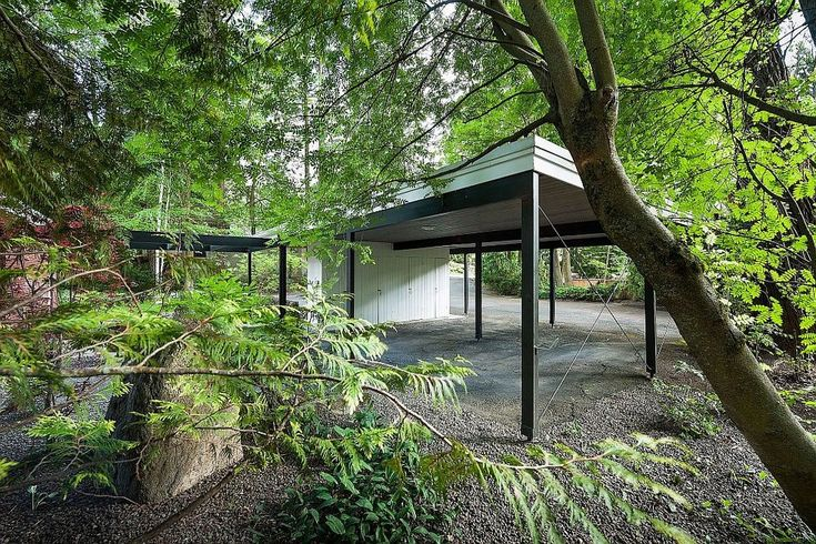 25 best ideas about modern carport on pinterest carport for Carport with shed attached