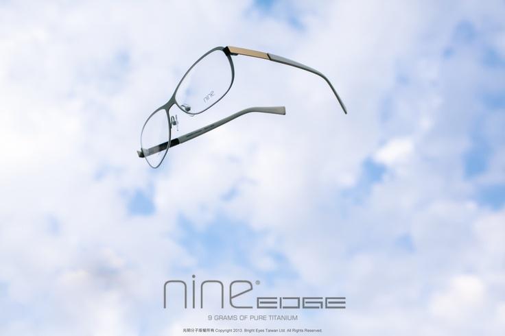 來自斯堪地納維亞的完美配重.nine eyewear   光明分子的眼鏡世界.Brighteyes Eyewear #nineeyewear