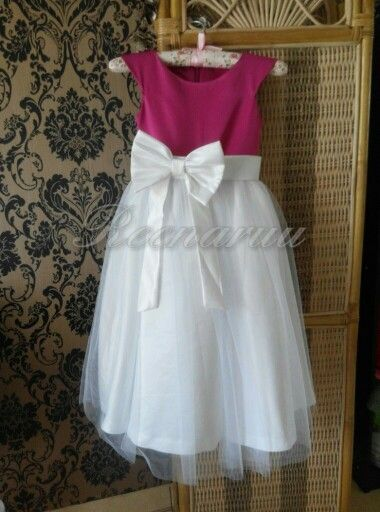 This cute tutu dress special for my little customer