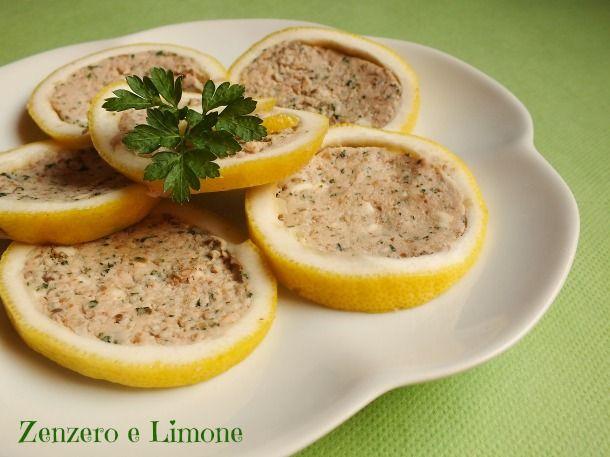 limoni ripieni -