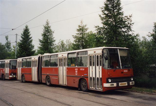 Ostrava exBuses...