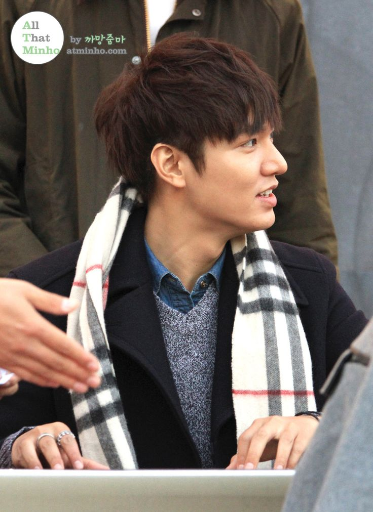 Lee Min Ho, Trugen fan sign, 20121102.