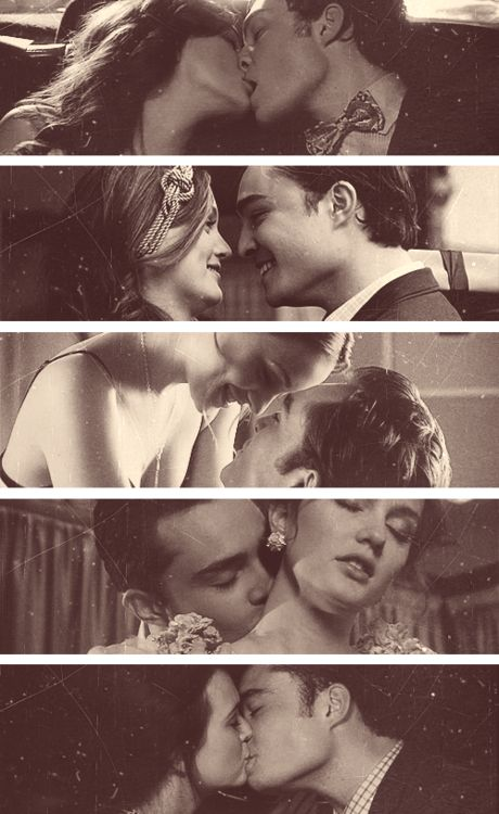 gossip girl chuck and blair hospital scene from meet