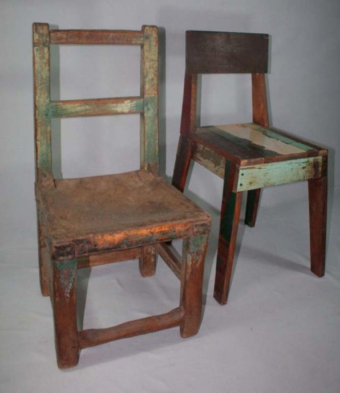 Silla patch y silla antigua matera sillas antiguas for Sillas antiguas tapizadas modernas