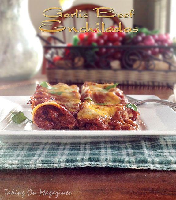 Garlic Beef Enchiladas Recipe: 52 Best Bloggers Love Taste Of Home Images On Pinterest