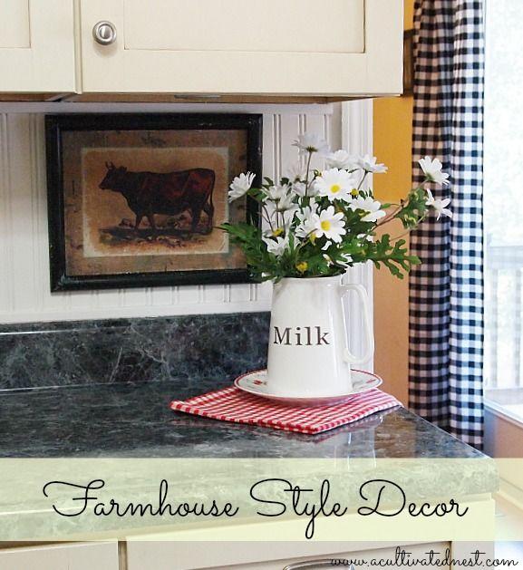 Farmhouse Style Wall Decor My Cow Art Diy Ideas Pinterest And