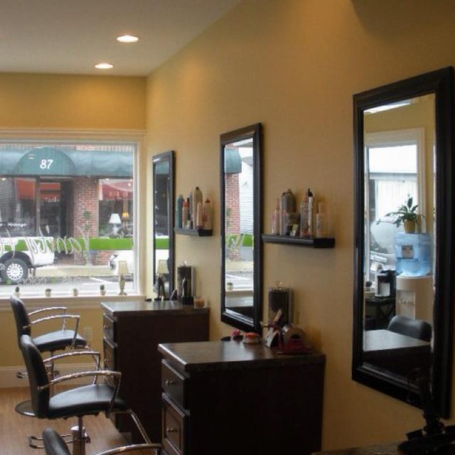 Home Decor Shop Design Ideas: Inside Vanity Hair