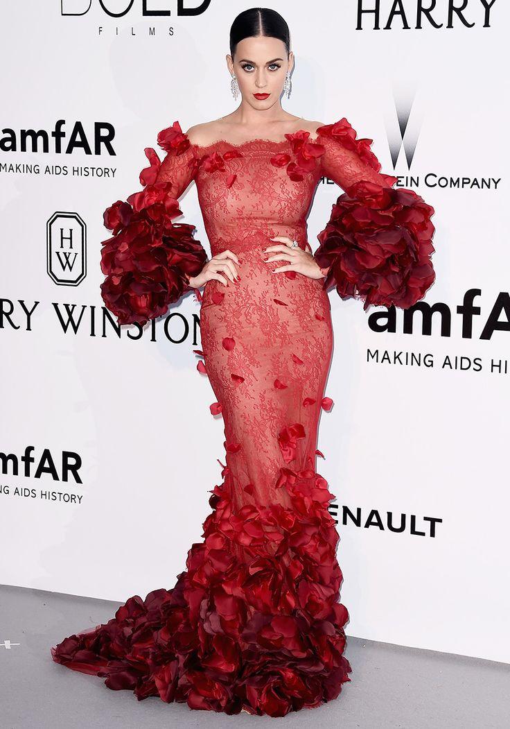 Famosas escolhem seus melhores vestidos para o baile da amfAR em Cannes