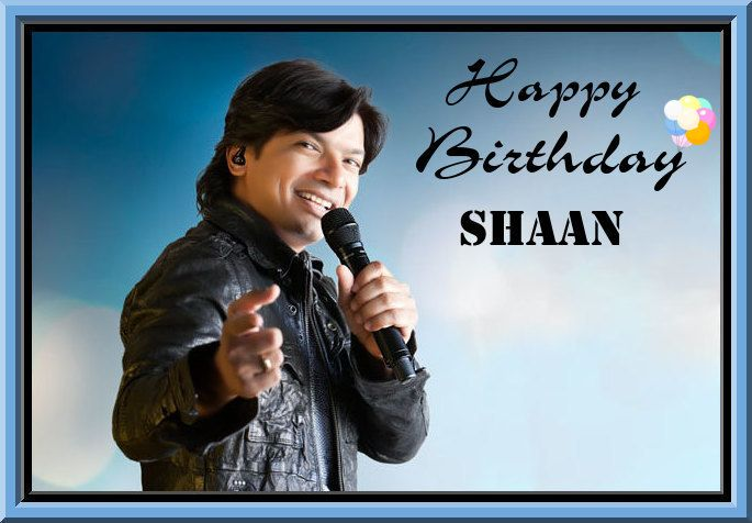 #filmytune Wishes a very #HappyBirthday to the #famed  #Indian  #singer  #Shaan #ShantanuMukherjee Team #filmytune
