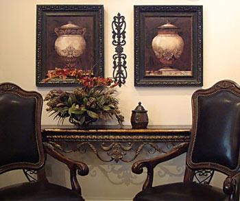 Decorating Tuscan Style