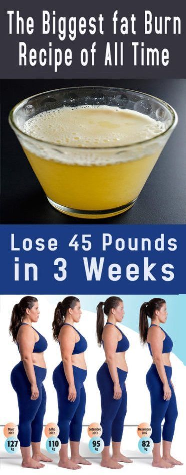 Lose 45 Pounds in 3 Weeks.