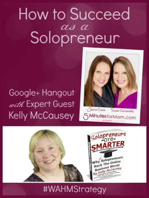 How to Succeed as a Solopreneur - Lessons from a Small Business Coach