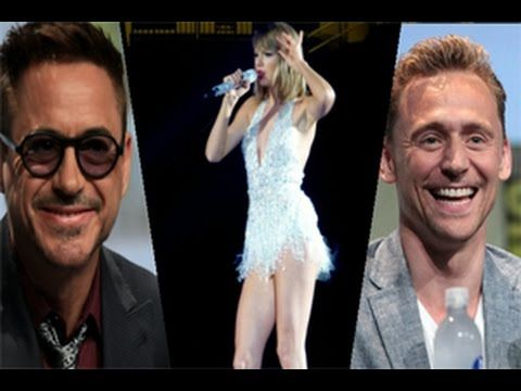 Robert Downey Jr  Welcomed Tom Hiddleston To Instagram With A Taylor Swi...