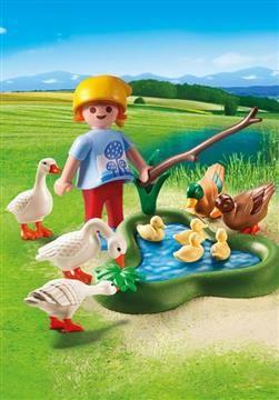 Playmobil Πάπιες & Χήνες (6141) | Moustakastoys.gr