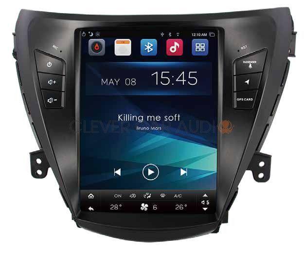 Hyundai Elantra Vertical Screen Android Radio Android Radio Hyundai Elantra Elantra