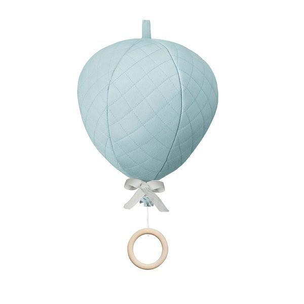 Køb musikuro fra Cam Cam som luftballon her. Fås i flere skønne farver der passer både til drenge og piger. Køb barselsgaver og dåbsgaver her. Gratis gaveindpakning - hurtig levering.