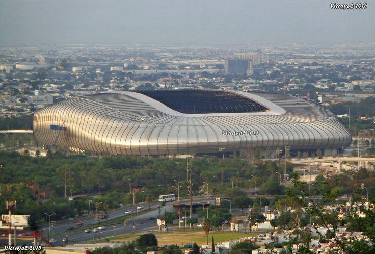 Estadio BBVA Bancomer Rayados Monterrey, Monterrey Mexico  E/C - Page 304 - SkyscraperCity