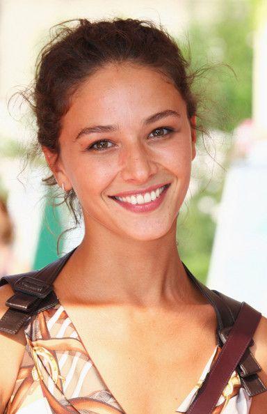 Nicole Grimaudo at 65th Venice Film Festival, 2008