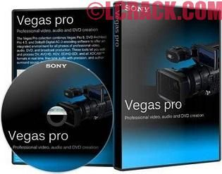 Sony Vegas Pro 13.0 Build 543 Serial Number Plus Crack