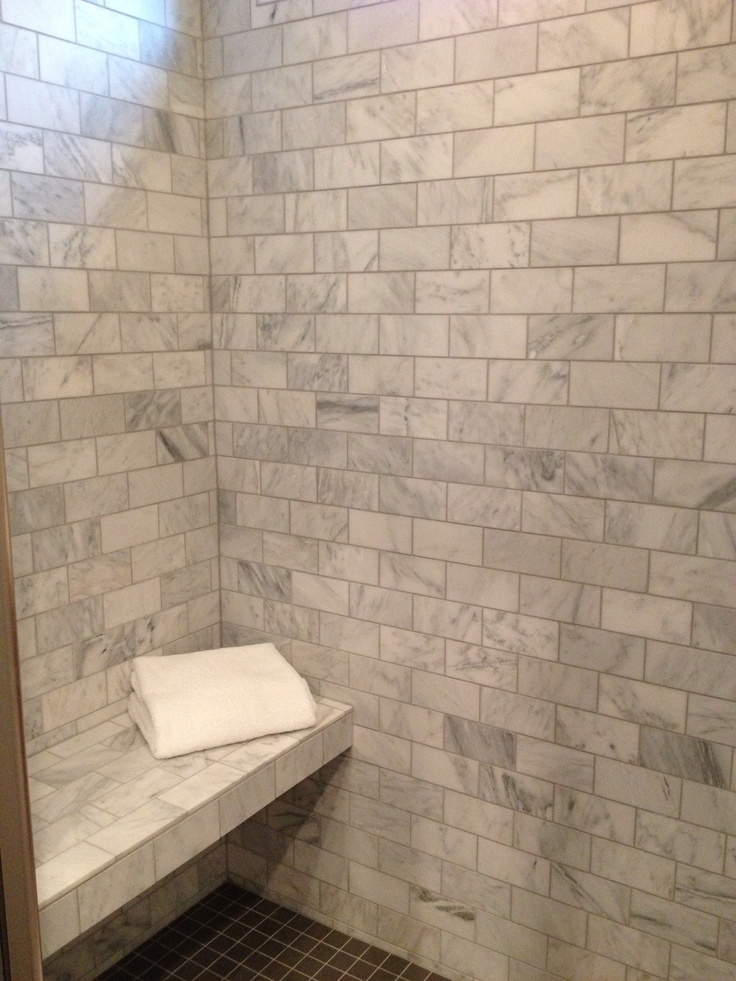 30 Best Ideas About Marble Subway Tiles On Pinterest