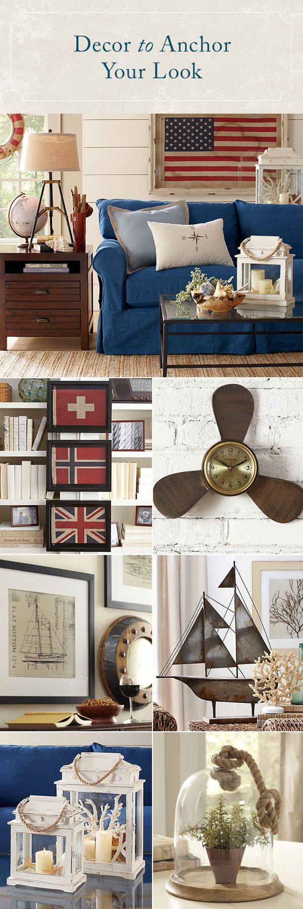 Furniture makes a room functional, but no space is complete without the personal touch that comes from adding in some decor. Choose your favorite mirrors, artwork, and figurines at Birchlane.com and get decorating! As always, all orders $49 and up ship FREE