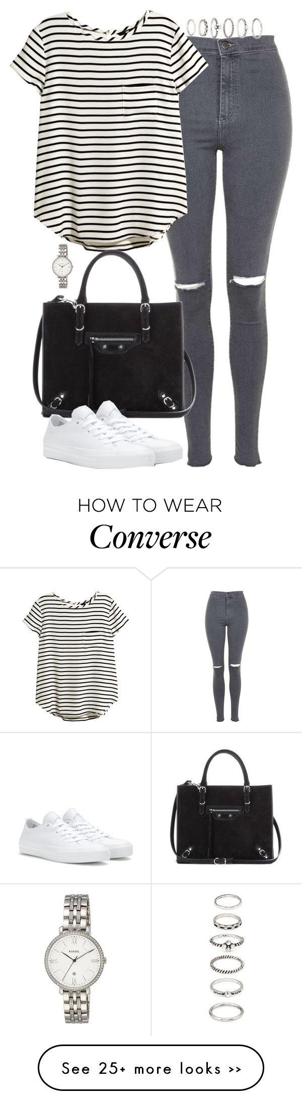 Estos son los pantalones vaqueros y una camisa a rayas, me gustaría llevar esto a la escuela. Los pantalones vaqueros son de color gris y la camisa es de color blanco y negro. Me gusta el estilo, ya que se ve cómodo.